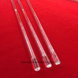 Heating를 위한 고열 Customized Clear Silica Glass Pipe