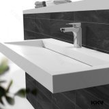中国の新しいデザイン人工的な石造りの虚栄心手の洗面器