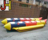10人のプレーヤースポーツのための膨脹可能な水はえのスキー管のバナナボート