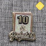 Ejército de esmalte personalizada Deportes Nombre de la policía de estaño Pin precio del metal de bronce OEM Logo