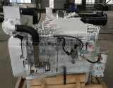 motor diesel genuino de 6ltaa8.9-M300 224kw/1800rpm Cummins para la fuerza propulsora de marina