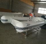 Liya 3-8person China Boots-Fabrik-geöffnete Plattform-aufblasbares Aluminiumboot