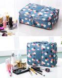 Nueva marca de aseo portátil resistente al agua de la bolsa de cosméticos maquillaje maquillaje lavar Multimedia Bolsa de almacenamiento Kit de viaje Bolso Dropshipping