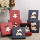 Bijoux de papier Emballage/Custom boîte cadeau de Noël