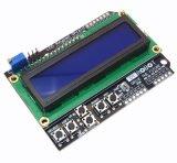 LCDのArduino Duemilanove Uno Mega2560 Mega1280のための1602年のキーパッドの盾LCD 1602年