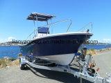 Liya 5.8m Vissersboten van de Motor van de Boot van de Buitenboordmotor Japanse