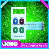 Interruptor de Membrana Eletrônico gráficos especiais com LED