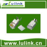 CAT6 Stop Twee Broodje Twee van FTP RJ45 8p8c Branchs