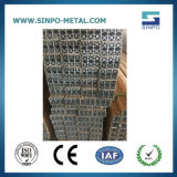 Profession divers personnalisé de profil en aluminium
