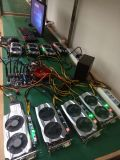 Venda de Equipamento de Mineração Ethereum quente Gtx1050indicador 4G Placa Gráfica