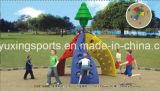 子供の演劇の公園によって使用される屋外の娯楽装置