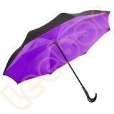 يفتح الداخلة - خارجا [شدرين] مطر مظلة نقطة إيجابيّة - إلى أسفل