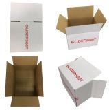 매트 마분지 서류상 포장 상자 (FP299)