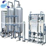 Instalación de tratamiento del agua potable