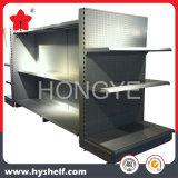 Prateleira de supermercado Tegometall China Loja Fabricante Prateleiras gôndola de montagem