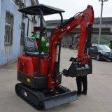 Небольших проектов средства новый гидравлический экскаватор Cx10t