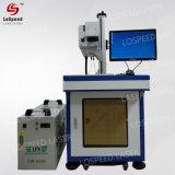 30W Laser die van Co2 van de Stof van het Document van Synrad Iradion de Coherente Houten Machine merkt