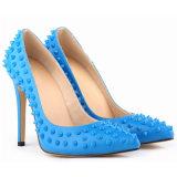 نمو سيّدة يبيطر برشام إمرأة مثير [إيوروبن] [هي هيل] أحذية