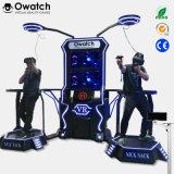 Double Magic 2 Joueurs interactif simulateur RV Jeux avec HTC Vive les lunettes