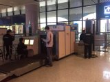 X Strahl-Gepäck-Scanner der Strahl-Maschinen-X - FDA gefällige x-Strahl-Maschine