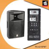 15 Zoll PRO60w Digital Ampere aktiver Plastiklautsprecher PS-4215PBT USB-Ableiter-FM Bluetooth