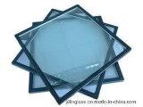 Solar Reflective Bule et faible e verre isolé