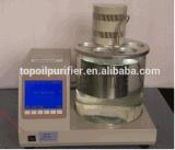 Выбранные Intelligent нефтепродуктов/вязкость масла тестирование на щитке приборов