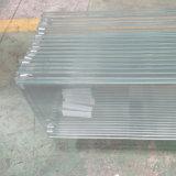 La fabbrica di vetro in Cina, radura ha colorato la costruzione Tempered di vetro di finestra di vetro