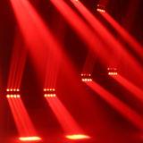 La lumière fantôme 16pcs 15W RGBW 4en1 Spider a conduit le déplacement de la tête de faisceau éclairage de scène.
