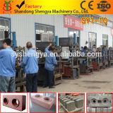 小規模の企業Sy1-10は地球のブロック機械煉瓦作成機械を圧縮した