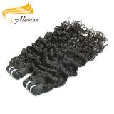 Mejor la venta el 100% Virgen India Remi cabello humano.