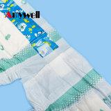 Tecido descartável absorvente do bebê para a venda