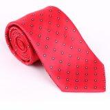 Soie de bonne qualité du modèle neuf 100%. Cravate tissée par /Polyester (1209-2)