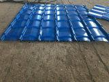 Rullo di alluminio ondulato delle mattonelle di tetto di punto che forma macchina
