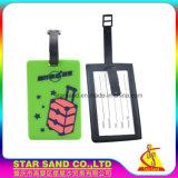 Выдвиженческая бирка багажа PVC высокого качества, комплект карточки 3D IC