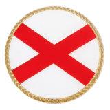カスタム金属の退職させた兵士のための堅いエナメルの挑戦硬貨