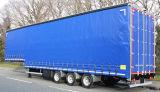 デザインは柔らかいPVCによって合われたトラックカバートラックのカーテンを印刷した