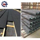 Красивые и красочные каменной плиткой на крыше облигаций металла с покрытием