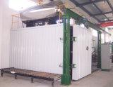 Équipement de remplissage d'huile vide pour l'huile des transformateurs immergés