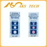 Vorsichts-Produkte Warmmark - pharmazeutische Kühlkette-Überwachung