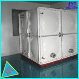 고품질 SMC FRP GRP 섬유유리 물 저장 탱크