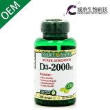 Het beste Voedsel van de Gezondheidszorg van de Vitamine van het Uittreksel van de Prijs Natuurlijke D3