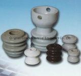 Isolanti di tipo standard australiani della porcellana di Pin con i cilindri porta caratteri dello zinco