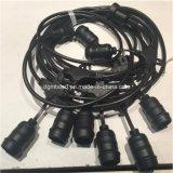 도매 E26 E27 3M 12M SPT-1 크리스마스 끈 전기 케이블
