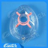 Пвх медицинские одноразовые маски анестезии с маркировкой CE. ISO