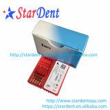 Los ficheros dentales Dentsply bloquean los taladros (PUERTAS) del equipo dental