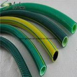 Fibre renforcé par une tresse en PVC flexible pour jardin