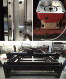 500/1000W de Scherpe Machine van de Vezel van het Roestvrij staal van het metaal