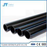 PE100 tuyau tuyau polyéthylène PEHD PN10 PN 16 Noir de l'eau des tuyaux en plastique