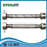 Flexible tressé en acier inoxydable (HY6300)